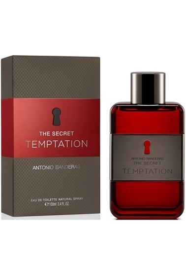Antonio Banderas The Secret Temptation Edt 100 Ml-Antonio Banderas